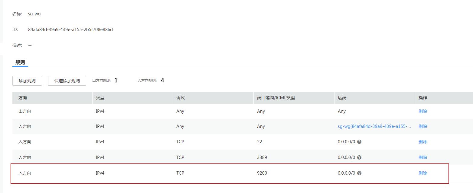 华北区Elasticsearch安全组开放9200端口.png