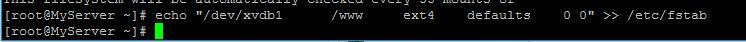 [技术干货] Linux云服务器硬盘挂载及分区图文教程